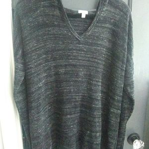 Sonoma XL long sleeve knit hooded sweater